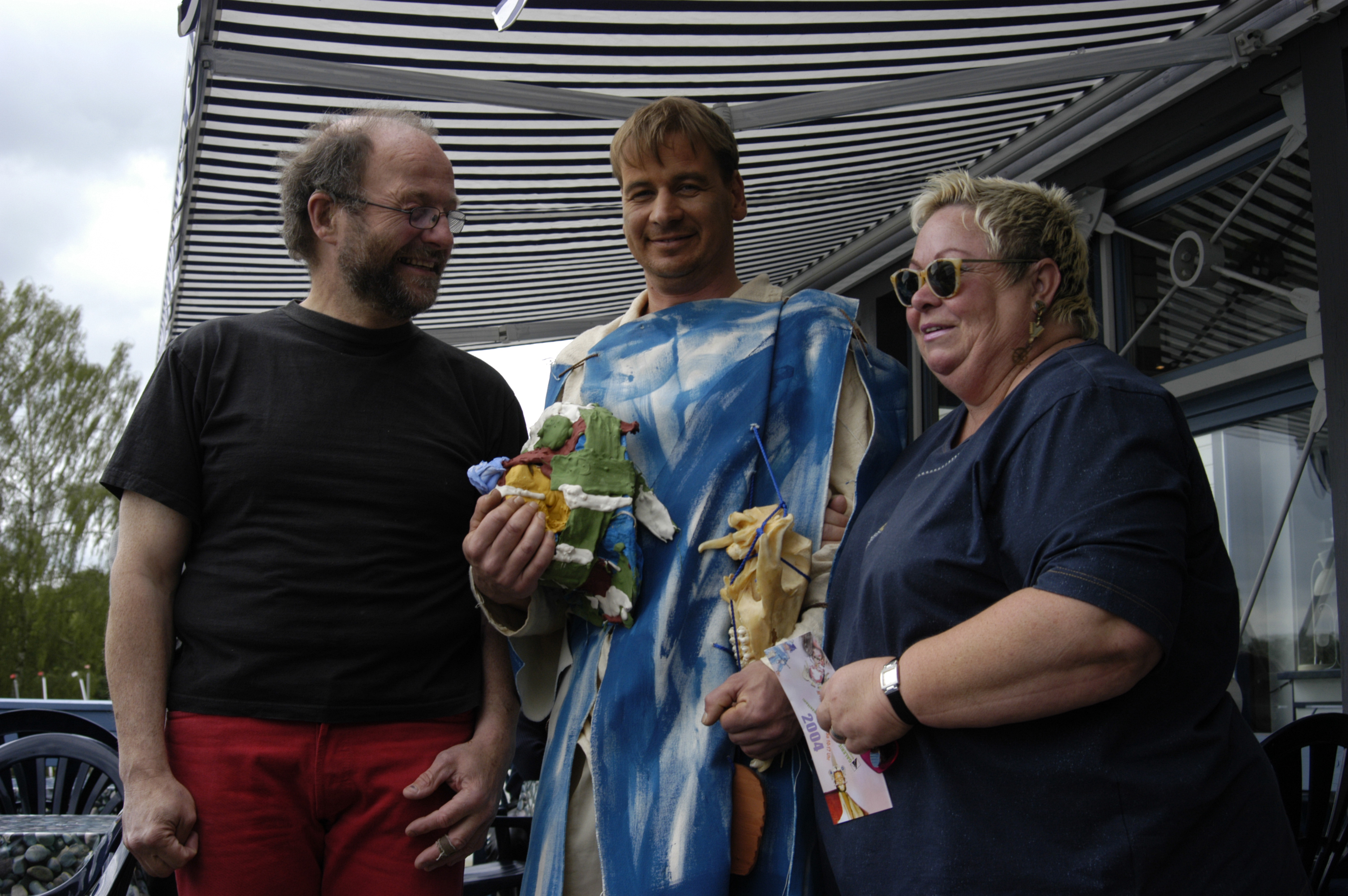 Manfred Forschner, Axel Theune, Frau Obermann