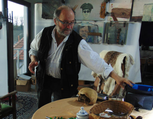Manfred Forschner - Atelier 1