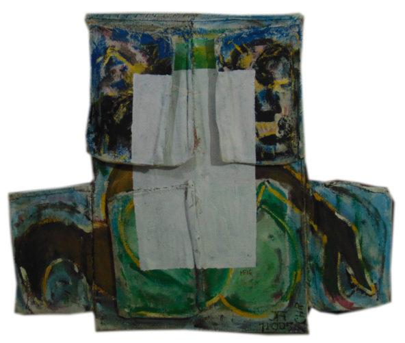 Mischform mit grünen Bearbeitungen
