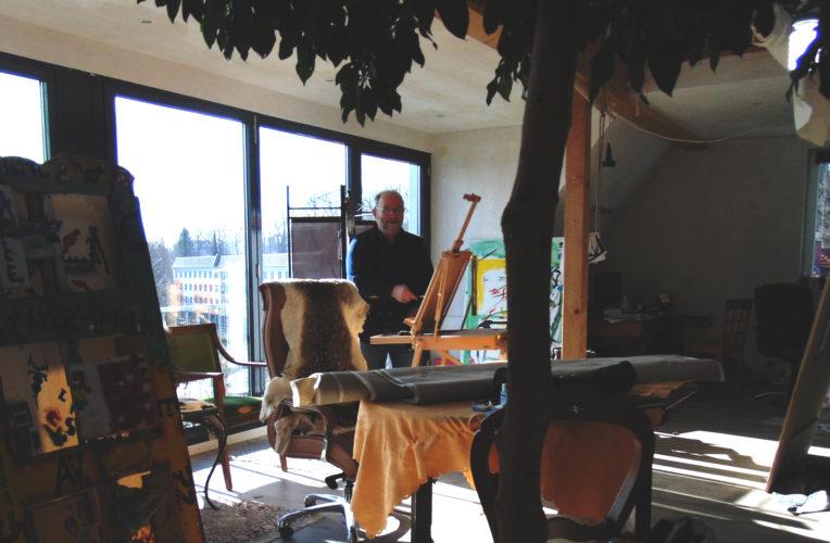 Manfred Forschner - Atelier 3