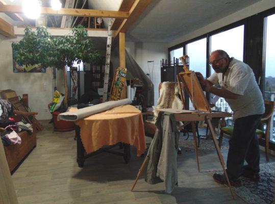 Manfred Forschner - Atelier 2