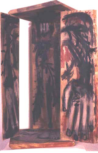 Phénix 3, hauteur 50 cm, 1992