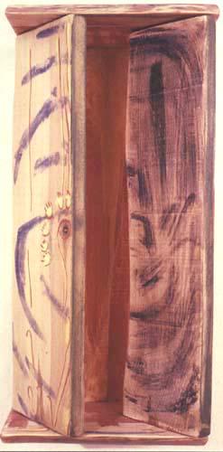 Phénix 2, hauteur 50 cm, 1992
